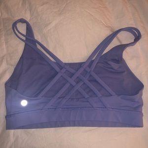 Lululemon energy sports bra size 8